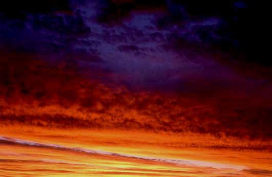 Cielo Rosso Di Notte.Natura Pura Tokyo C Antonio Politano